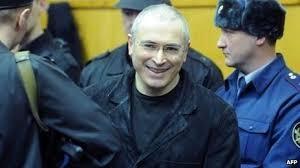 Tỉ phú Khodorkovsky xin thị thực vào Thụy Sĩ ảnh 1