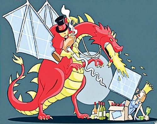 Bấp bênh kinh tế toàn cầu (K3): Những cuộc chiến ngầm ảnh 1