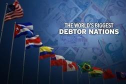 20 quốc gia nợ nhiều nhất thế giới ảnh 1