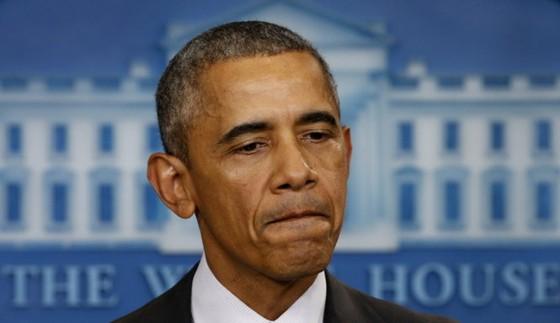 Obama kêu gọi thay đổi Luật Kiểm soát súng ảnh 1