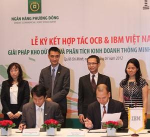 OCB đầu tư 3 triệu USD phát triển CNTT ảnh 1