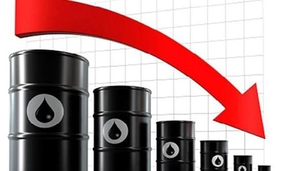 Giá dầu tiếp tục lao dốc ảnh 1