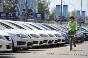 Doanh số bán xe Trung Quốc tháng 10 tăng vọt ảnh 1
