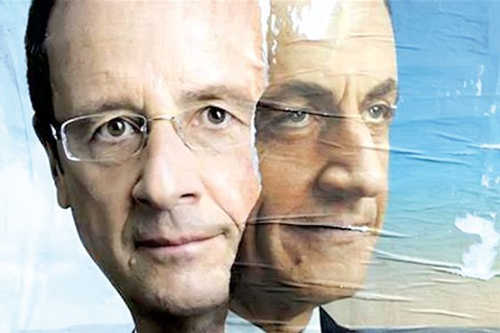 Song đấu Hollande - Sarkozy ảnh 1