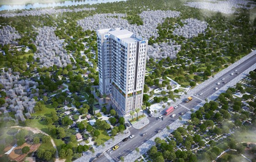 TPHCM: Sôi động dự án căn hộ khu Nam ảnh 1