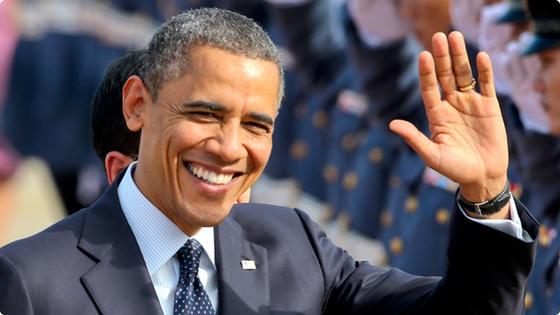 Obama đứng 12 trong các TT Mỹ vĩ đại nhất ảnh 1