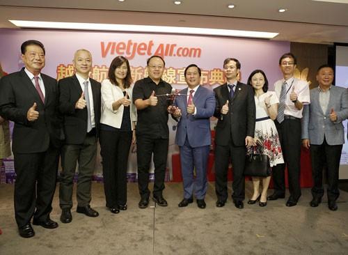 Vietjet mở đường bay Hà Nội - Đài Bắc, TPHCM - Cao Hùng ảnh 4