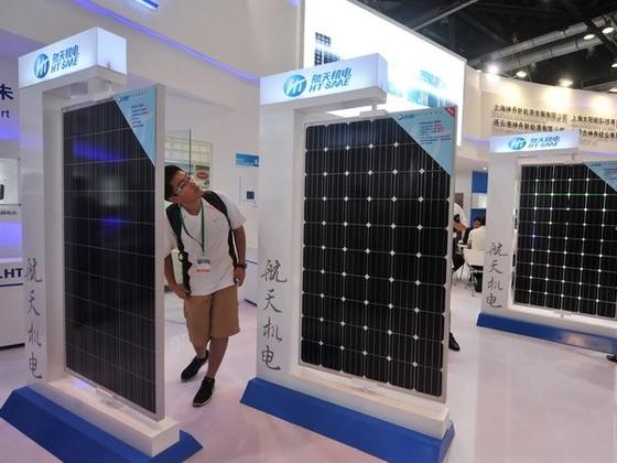 EU áp thuế chống bán phá giá pin mặt trời Trung Quốc ảnh 1