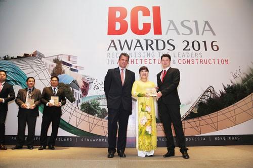 Phúc Khang đoạt giải BCI Asia Awards 2016 ảnh 1