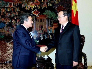 Việt Nam mong WB hỗ trợ tiếp cải cách kinh tế ảnh 1