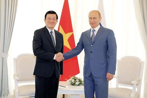 VN - LB Nga: Đẩy mạnh hợp tác năng lượng ảnh 1