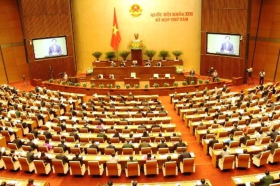 Khai mạc kỳ họp thứ 10, Quốc hội khóa XIII ảnh 1