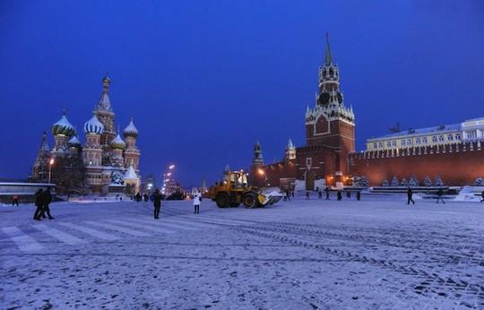 Nga đóng cửa Quảng trường Đỏ ảnh 1