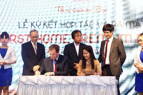 Ra mắt First Home Premium Bình Dương ảnh 1