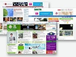 Bỏ quy định diện tích quảng cáo báo điện tử ảnh 1