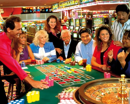 Siêu lợi nhuận casino (k2): Thế giới ngầm ảnh 1