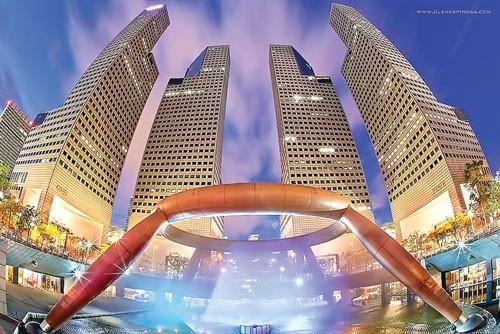 Thiên đường né thuế mới (K1): Singapore-Thụy Sĩ châu Á ảnh 1