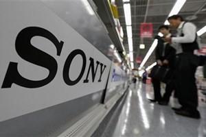 Sony lỗ 1,1 tỷ USD trong tài khóa 2013 ảnh 1