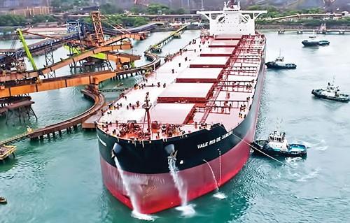 Công nghiệp đóng tàu Trung Quốc (K2): Bạo tàn? ảnh 1