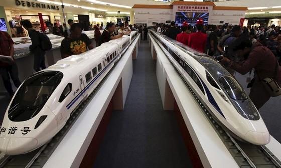 Nhật-Trung cạnh tranh đường sắt cao tốc ở Hoa Kỳ ảnh 1