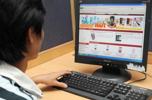 Bán lẻ trực tuyến Việt Nam nhiều trở ngại ảnh 1