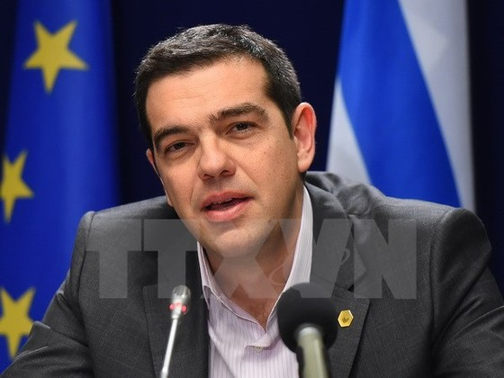"""Hy Lạp hy vọng đàm phán phương Tây """"kết thúc tốt đẹp"""" ảnh 1"""