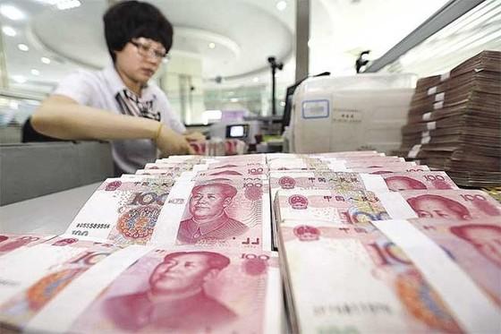 Nợ công Trung Quốc chạm mức kỷ lục ảnh 1