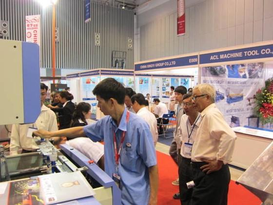 Triển lãm Máy và Thiết bị Trung Quốc tại TPHCM ảnh 1