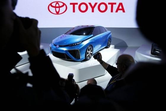 Toyota giành lại ngôi vương ảnh 1