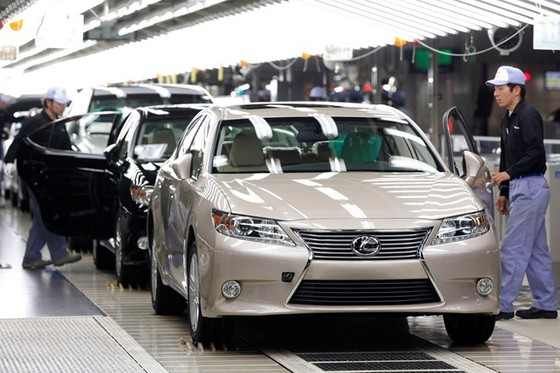 Toyota hướng đến sản xuất 10 triệu xe/năm ảnh 1