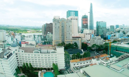 TPHCM - Điều chỉnh quy hoạch đô thị ảnh 1