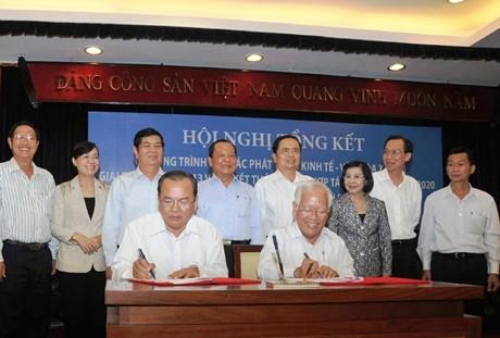 TPHCM-Cần Thơ ký hợp tác giai đoạn 2014-2020 ảnh 1