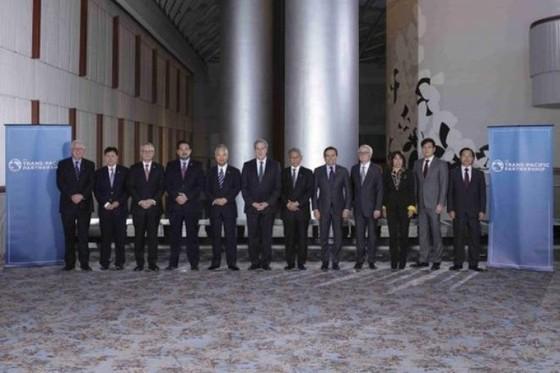 Đàm phán TPP hoàn tất ảnh 1