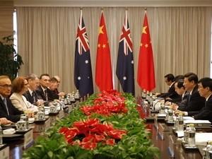 Trung Quốc-Australia sẽ hoán đổi tiền tệ trực tiếp ảnh 1