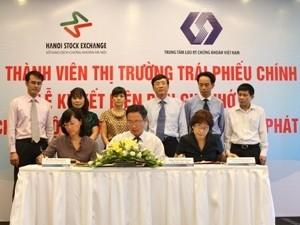 6 tháng: Trúng thầu TPCP đạt 87.464 tỷ đồng ảnh 1