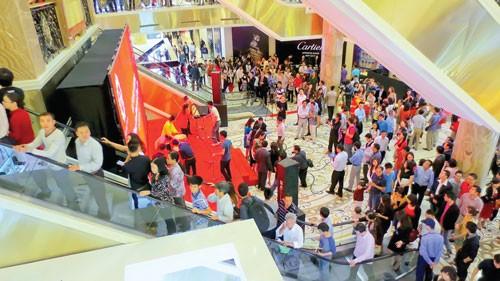Bình dân hóa trung tâm thương mại ảnh 1