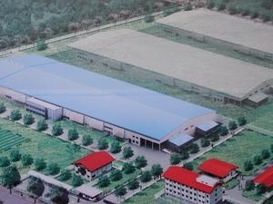 Hàn Quốc xây nhà máy sợi tại Bình Dương ảnh 1