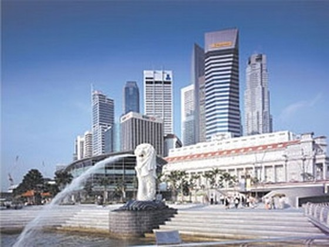 Singapore hạ dự báo tăng trưởng 2011 ảnh 1