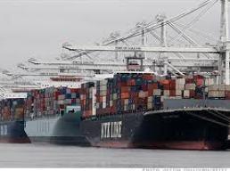 Thâm hụt thương mại Hoa Kỳ tăng 45,6 tỷ USD ảnh 1