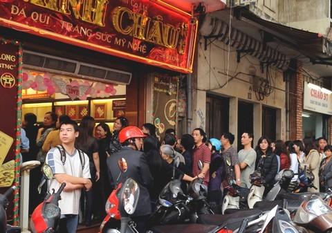 Vì sao Bảo Tín Minh Châu hạ giá bán? ảnh 1