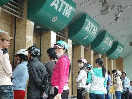 40 triệu thẻ ATM chỉ để rút tiền mặt ảnh 1