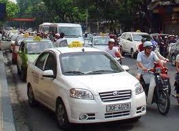 14/14 hãng taxi TPHCM bị kiểm tra có vi phạm ảnh 1