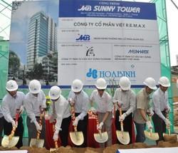 Khởi công dự án MB Sunny Tower ảnh 1
