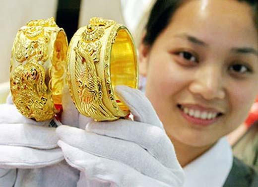 Giá vàng lại lên hơn 39,5 triệu đồng/lượng ảnh 1