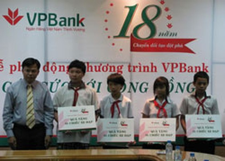 """VPBank phát động """"Góp sức với cộng đồng"""" ảnh 1"""