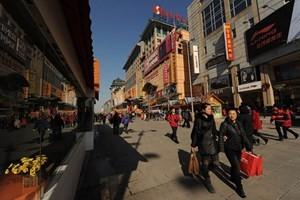 Trung Quốc: Tốc độ tăng trưởng 2014 đạt 7,8% ảnh 1