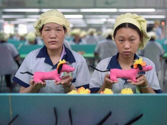 Trung Quốc vẫn là công xưởng thế giới ảnh 1