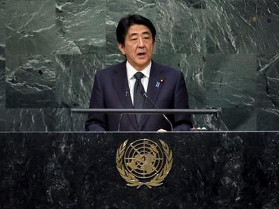 Nhật sẽ chi hơn 800 triệu USD cho người tị nạn Syria, Iraq ảnh 1