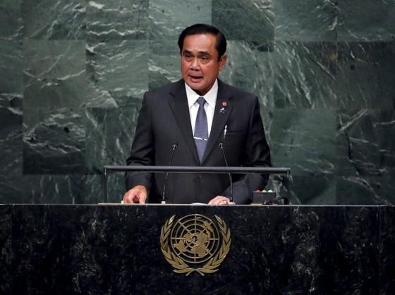 Hệ thống mạng Chính phủ Thái Lan tê liệt ảnh 1