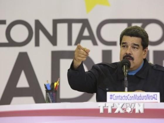 Venezuela đề xuất biện pháp bình ổn giá dầu ảnh 1